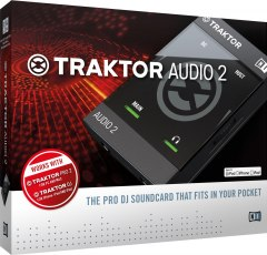 Native Instruments - Traktor Audio 2 MKII - autoryzowany dealer Native Instruments