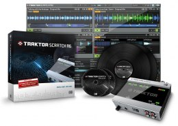 Native Instruments - Traktor Scratch A6 - autoryzowany dealer Native Instruments