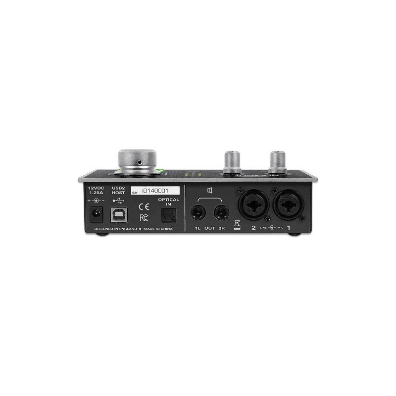 Audient iD14 - interfejs audio USB 10x4