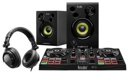 Zestaw Dj'ski Hercules DJ Learning Kit