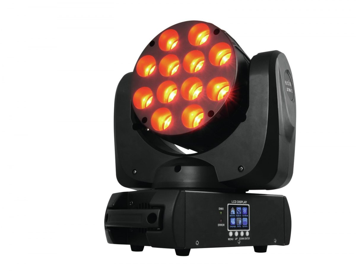 EUROLITE głowica ruchoma LED TMH-12 Moving-Head Beam