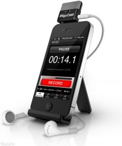 IK MULTIMEDIA - Mikrofon do smartphona iRIG MIC CAST