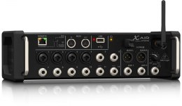 Behringer X AIR XR12 - 12-kanałowy mikser cyfrowy rack z routerem WiFi iPad/Android
