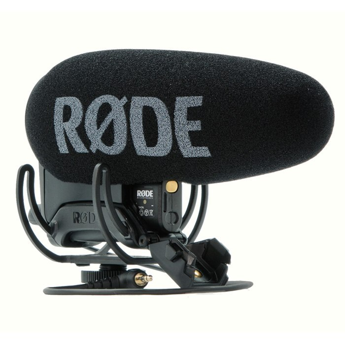 RODE VideoMic Pro+ - Mikrofon do kamery